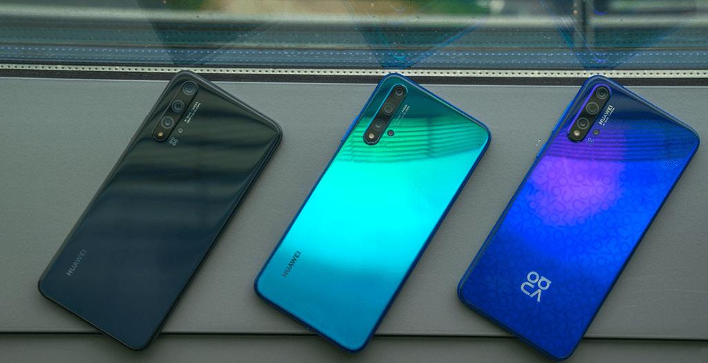 گوشی Nova 5T هوآوی (Huawei nova 5T)
