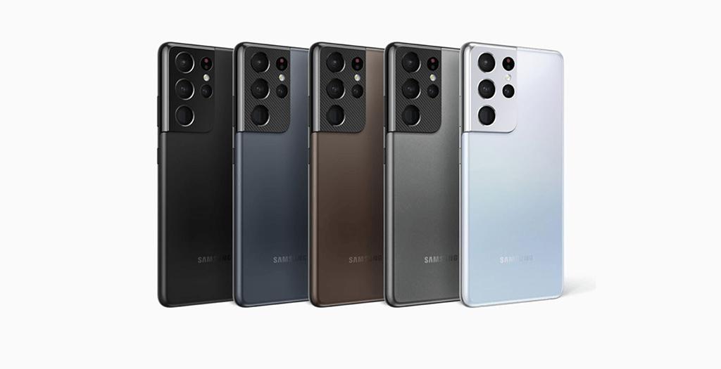 گوشی Samsung Galaxy S21 Ultra 5G