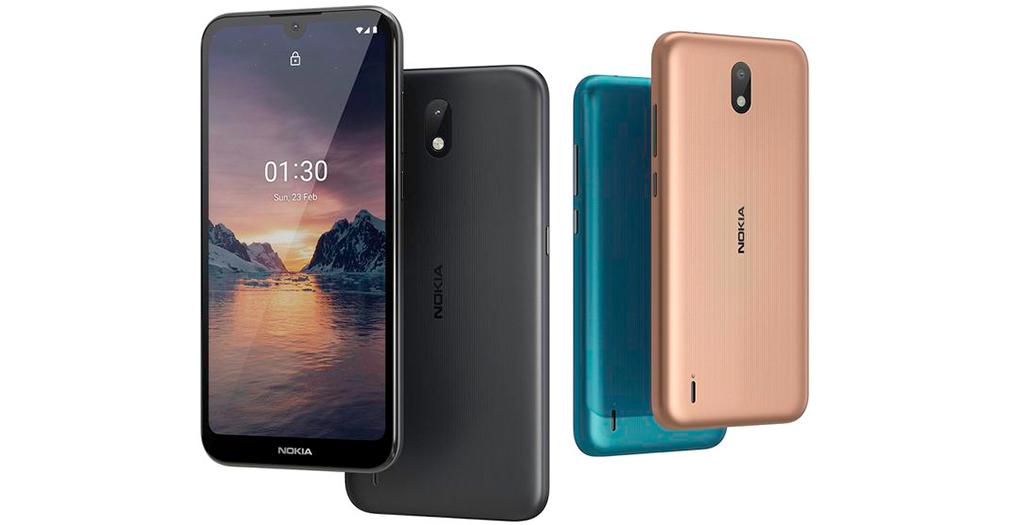 گوشی نوکیا 1.3 (Nokia 1.3) جدیدترین گوشی نوکیا 2020