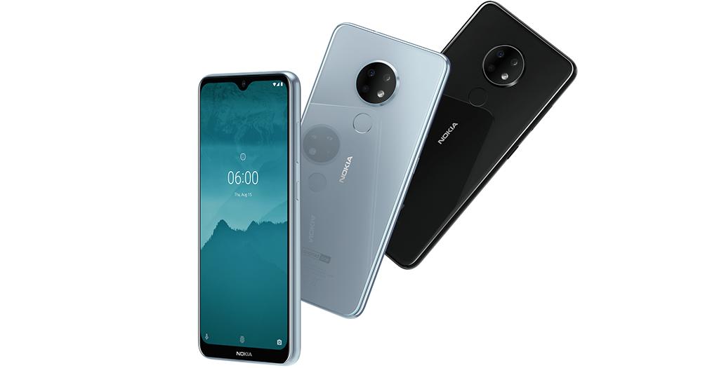 گوشی نوکیا 7.2 (Nokia 7.2)