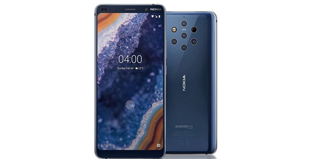 گوشی نوکیا 9 پیورویو(Nokia 9 PureView) جدیدترین گوشی نوکیا 2020
