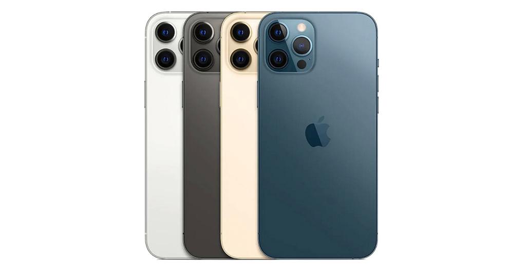 گوشی ایفون 12 پرو بهترین گوشی 2021