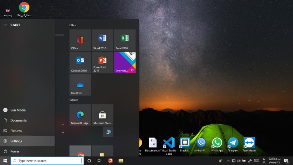 آموزش فعال کردن تاچ پد لپ تاپ به صورت تصویری