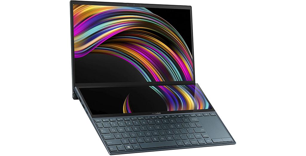 لپ تاپ ایسوس Asus ZenBook Duo UX481FLC-BM039T