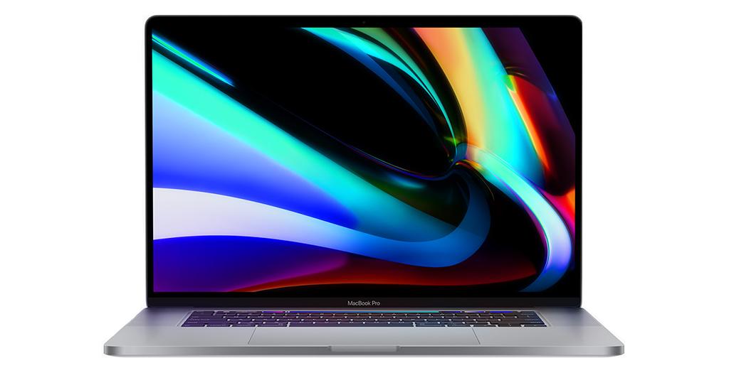 لپ تاپ 16 اینچی مک پرو 2020