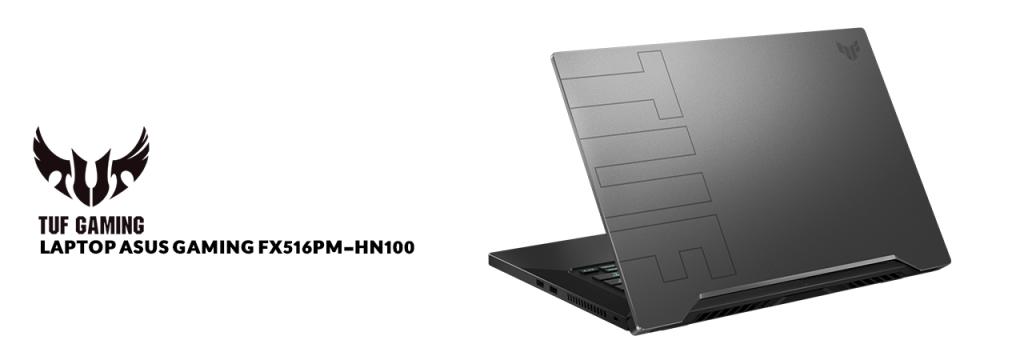 معرفی لپ تاپ گیمینگ ایسوس مدل Gaming FX516PM-HN100