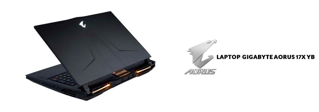 لپ تاپ گیمینگ Gigabyte AORUS 17X YB