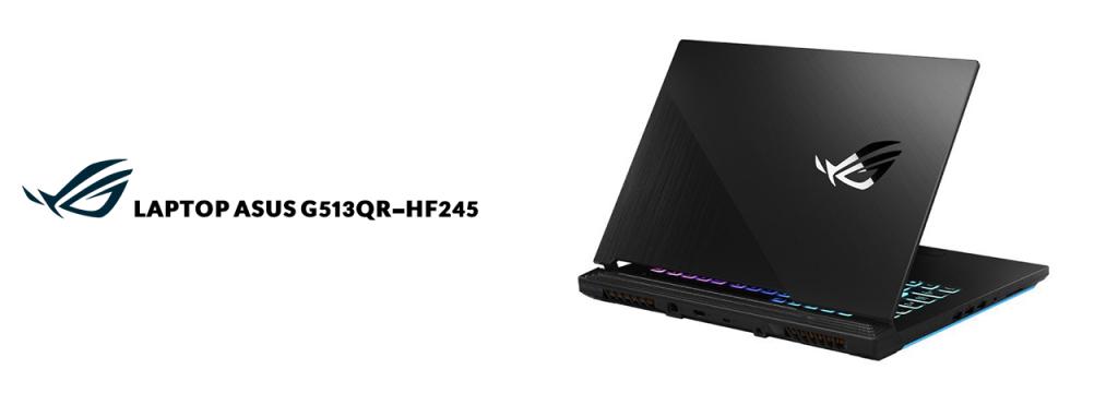 معرفی لپ تاپ ایسوس مدل G513QR-HF245