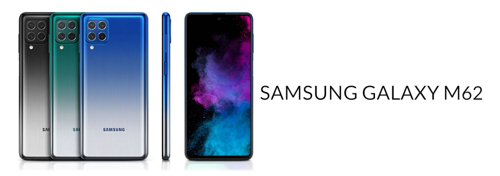 سامسونگ گلکسی ام 62 (Samsung Galaxy M62)