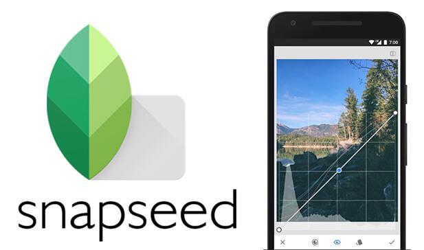 Snapseed کاربردی ترین برنامه گوشی شیائومی